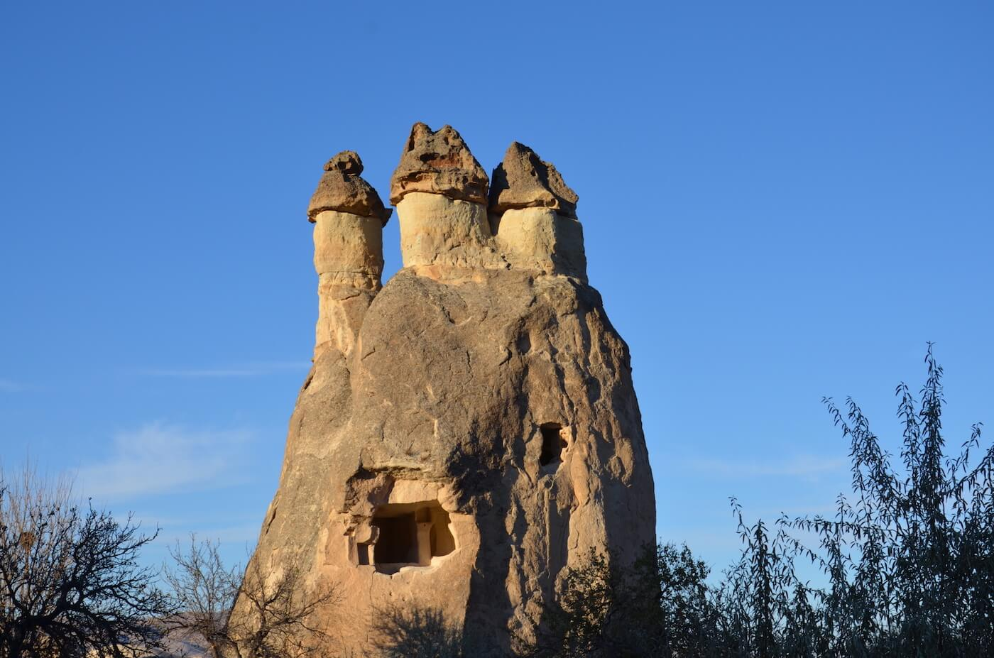 Monks Valley Cappadocia