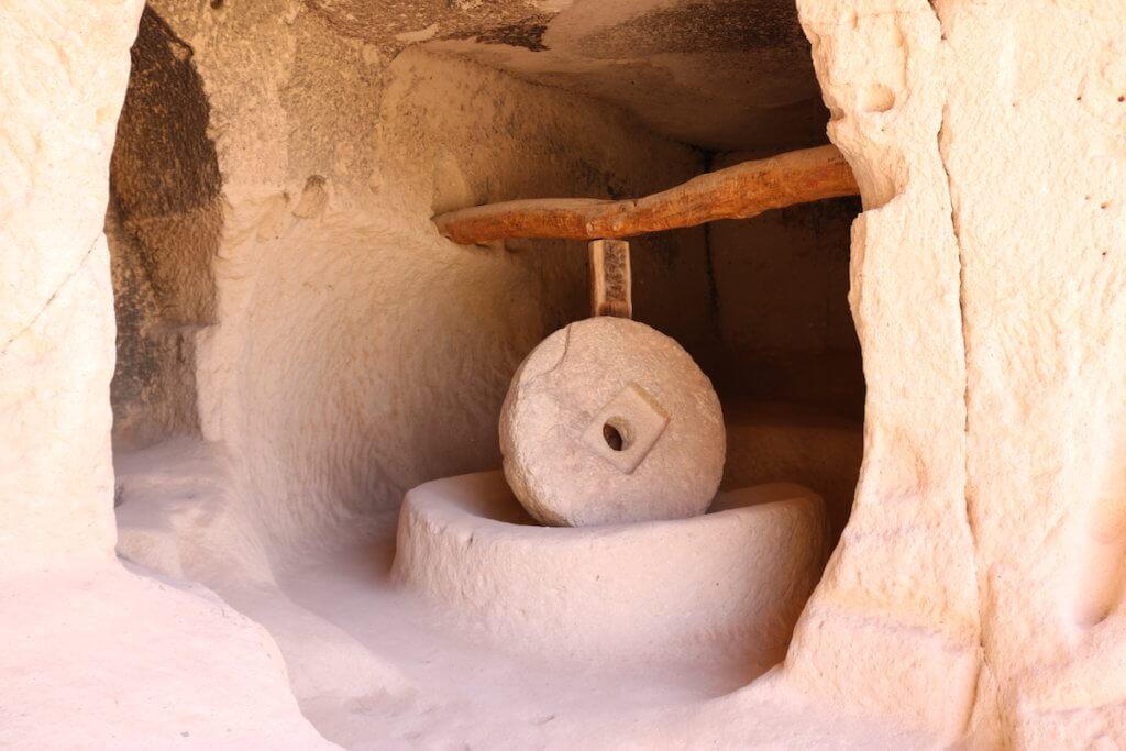 Places to visit in Cappadocia. Zelve open air museum in Cappadocia
