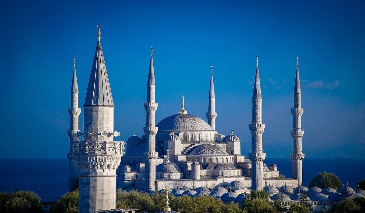 best of turkey tour blue mosque